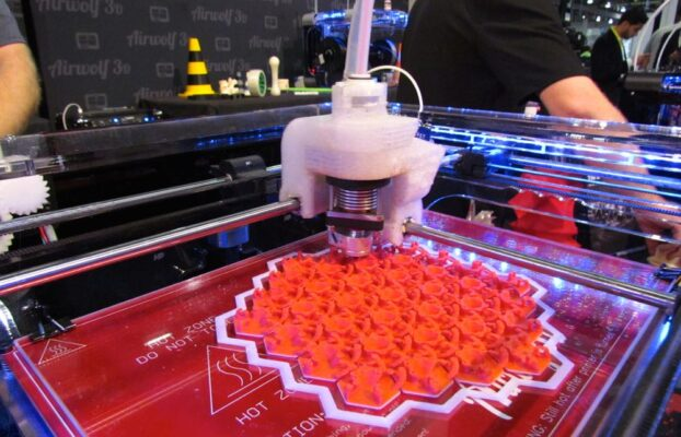 HOW 3D PRINTING TECHNOLOGY IS SHAPING FUTURE BUILDERS OF TOMORROW
